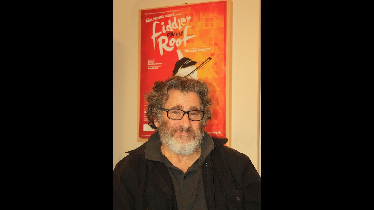 new paul michael glaser uk interview fiddler on the roof more