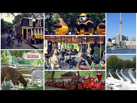 Centreville Amusement Park - Centre Island Toronto