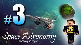 MINECRAFT Modokkal   Space astronomy gameplay EP #3 - Letelepedünk
