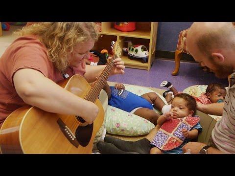 The Language Of Lullabies: KU Professor Develops Music Therapy For Preemies