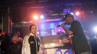 Raw and Underground 9 - Freestyle Battle Championship   Bobby FIsher vs K9