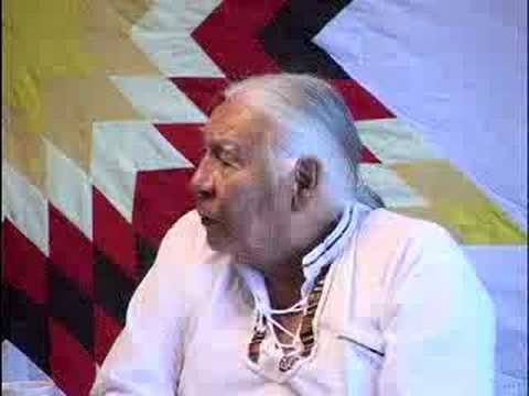 RED CROW WESTERMAN - Speaking to the World - AMERICAN INDIAN MOVEMENT