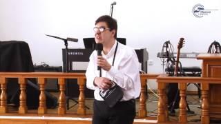 конференция «Христианин и профессия», Олег Шевкун Урок выживания в корпоративной культуре