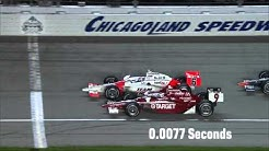 Top 10 Closest Finishes in INDYCAR History