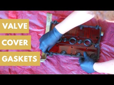 REPLACE Valve Cover Gaskets  |  AUDI A4 3.0L B6 (2002-2005)