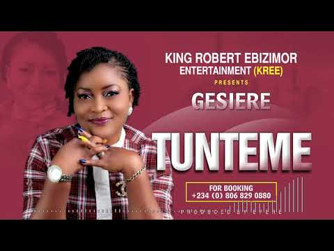Official: King Robert Ebizimor's legacy carried on by daughter, Gesiere in new album (must listen)