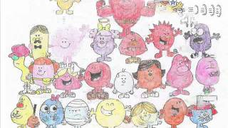 The Best Drawings From Mr Men Show{part 4}.wmv