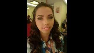 видео Полезные рекомендации и советы нанесения свадебного макияж для карих глаз