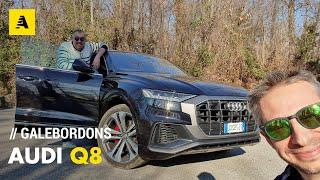 Audi Q8 | Il design è top, ma il cambio... [ENGLISH SUB]