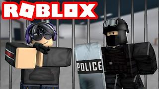 Riot/Swat Killing Montage   Roblox - Prison Life
