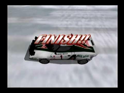 Sega Rally 2 - 10 Year Championship - 1:14:31
