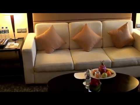 InterContinental Beijing Financial Street, China - Review of Premium Elite Suite 1821