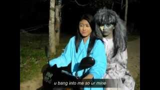 MOMOK THE MOVIE act 2 hantu sampuk