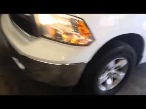 Dodge Ram Emissions: PCV, EGR, & EVAP canister locations