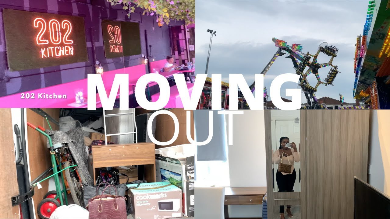 This birmingham brand heading north was welcomed with gusto in a very. Moving Vlog Last Week In Birmingham Digbeth Funfair 202 Kitchen Food Drinks Youtube