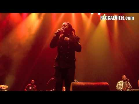 Duane Stephenson - Ghetto Pain @ Rotterdam Reggae Festival 4/24/2011