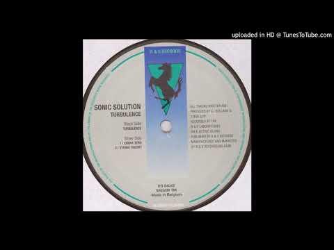 Sonic Solution - Turbulence