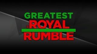 ทายผลลัพธ์ WWE Greatest Royal Rumble 2018