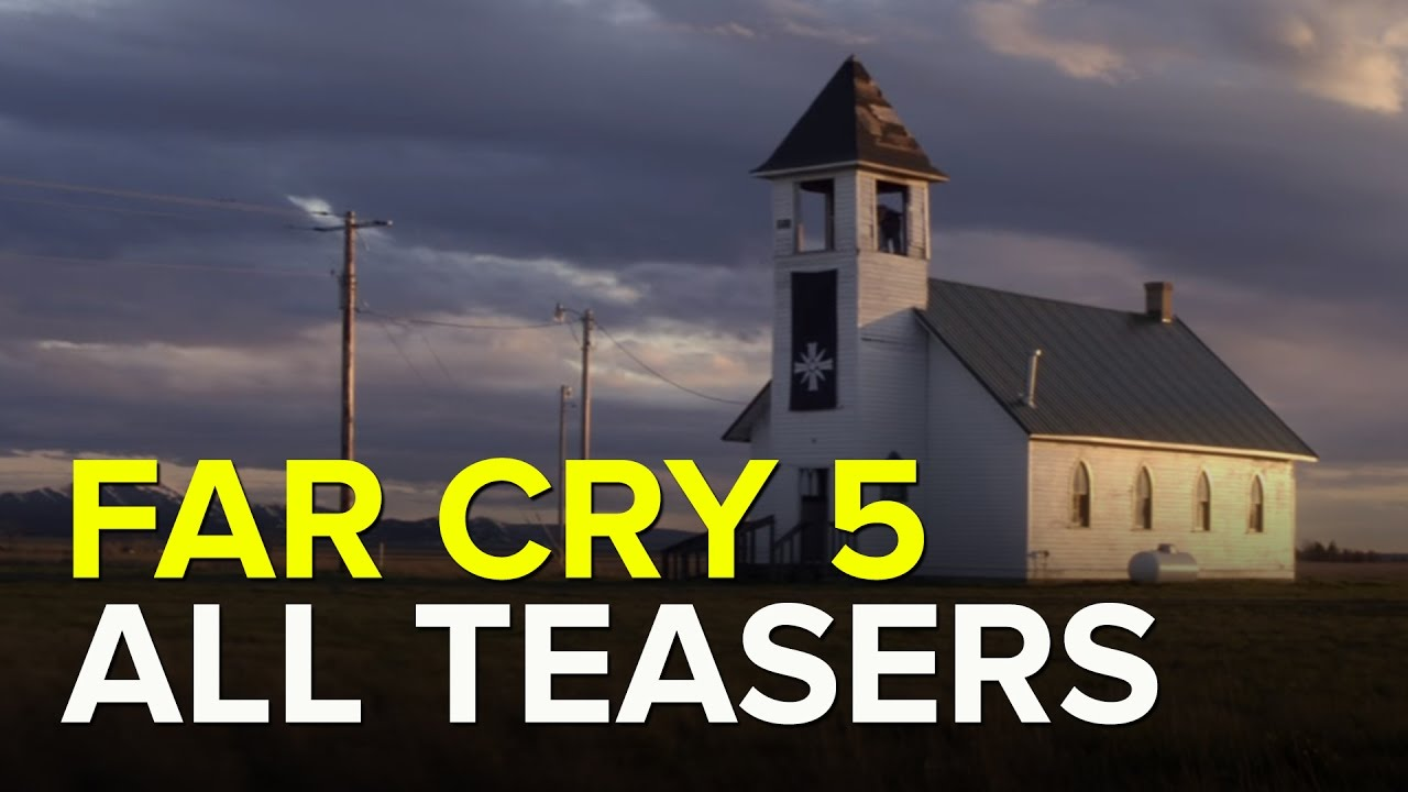 First Far Cry 5 teaser welcomes you to Montana