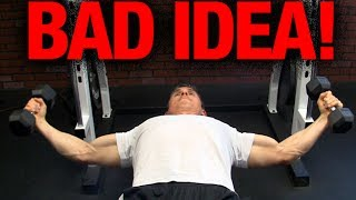 One of ATHLEAN-X™'s most viewed videos: TOP 5 WORST EXERCISES (Stop Doing These!!)