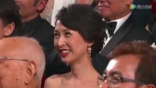 刘青云获最佳男主角,一句话令台下的太太热泪盈眶