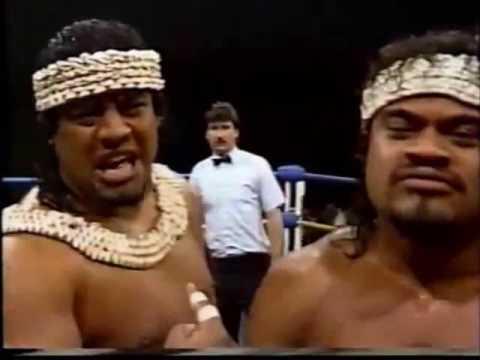 Samoan Swat Team