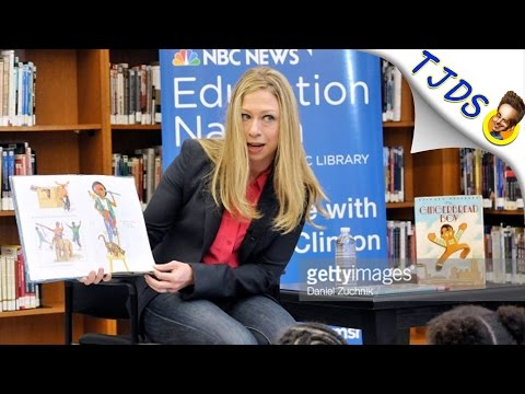 "NY Times Reports: ""Chelsea Clinton Read A Book!"""
