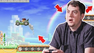 Nintendo's Corey Olcsvary Plays Your Super Mario Maker 2 Levels