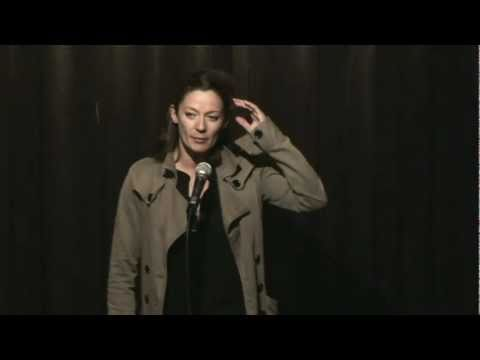 How Can I Be A Comedian  Michelle Gomez at The Comedy Store