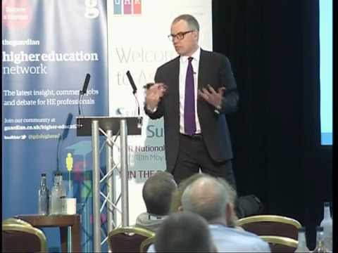 Kevin Green, CEO, REC (Recruitment and Employment Confederation) at the 2012 UHR conference