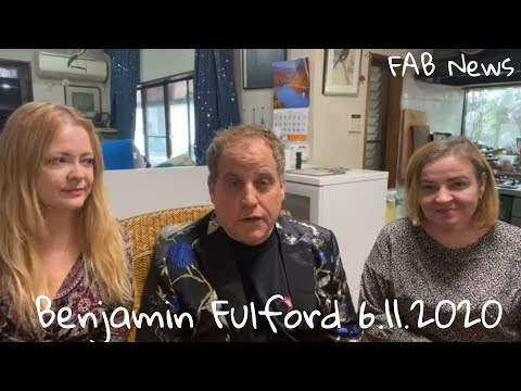 Benjamin Fulford on the 2020 US Election