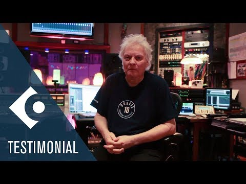 Michael Wagener Testimonial on Cubase 10 | First Impressions