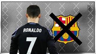 CRISTIANO RONALDO DESTROYING FC BARCELONA - SKILLS & GOALS   2017 ᴴᴰ