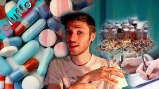 Farmacologia: DOMANDE D'ESAME   Ciuffo all'Università