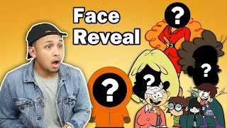 6 Famous Unseen Cartoon Characters That Have Their Faces Revealed!