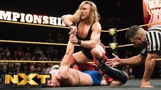 Pete Dunne vs. Kyle O'Reilly - WWE U.K. Title Match: WWE NXT, June 13, 2018