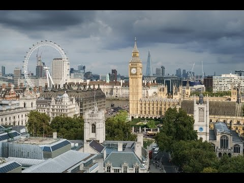Doku in HD Eberl entdeckt London - Leben, wo wohnen unbezahlbar ist