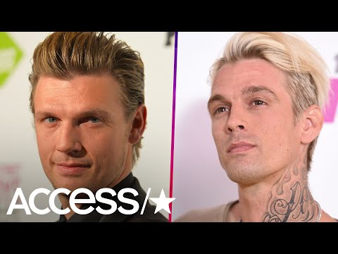 Courtney and KISS in the Morning - Aaron Carter Says He Surrendered 2 Rifles to the Police