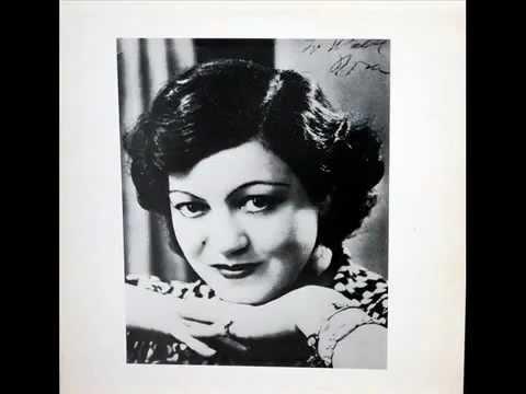 "Rosa Ponselle: ""The Informal Recordings"" - Marietta's Lied (Korngold, 1953 recording)"