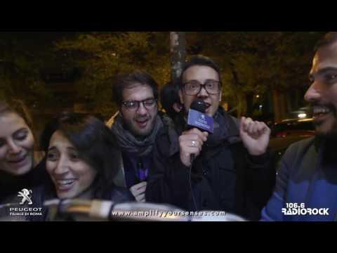 Peugeot Karaoke Rock Car 2016 - Adolfo D'Uva