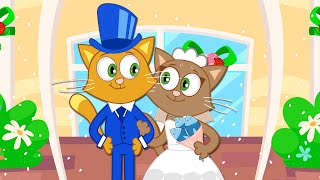 Nursery Rhymes and Kids Songs   Don Gato - Mr Cat's Love Song   HooplaKidz