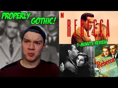 REBECCA (1940) VS REBECCA (2020)