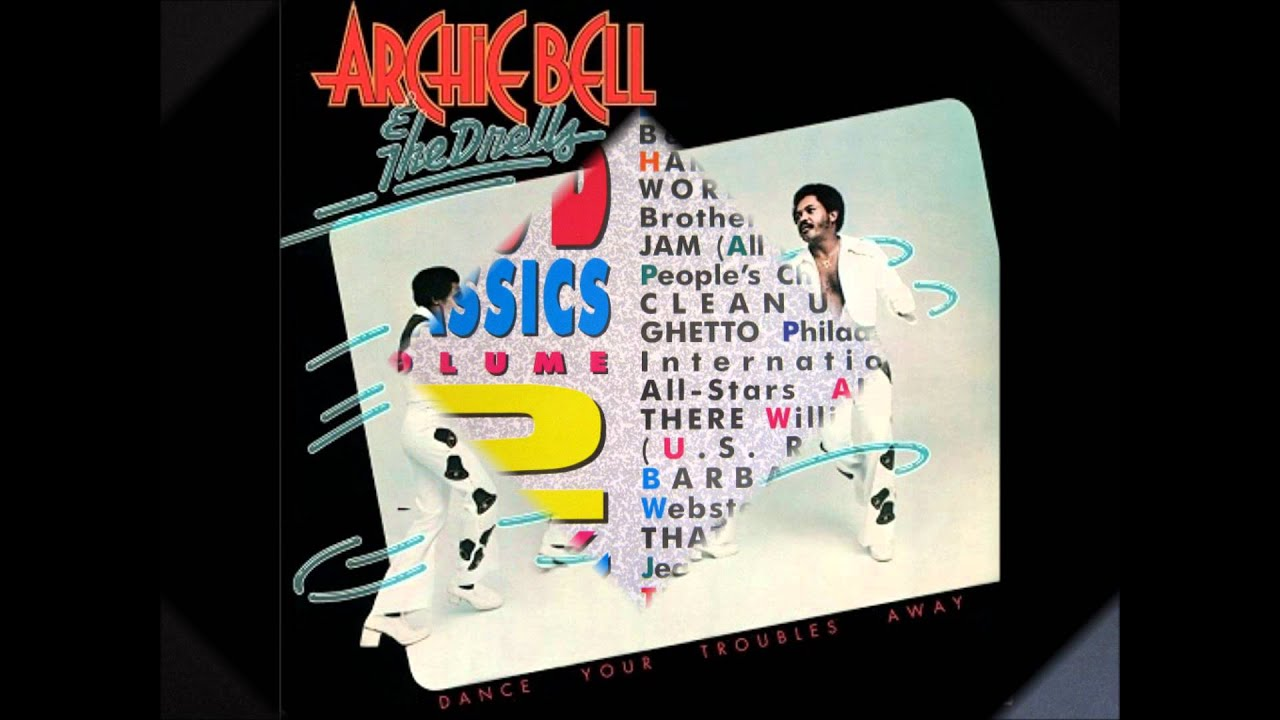 Archie Bell The Drells Dog Eat Dog Tighten Up