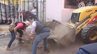 Recuperación  de espacios públicos - Colonia la Noria y Huichapan