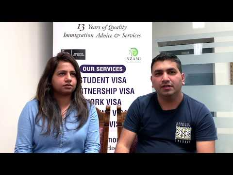 Client Success Stories | New Zealand Student & Dependent Visa | Immigration Advisers NZ