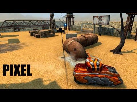 CRUEL Shots & Double Shots №5 Tanki Online - PORTES_S