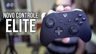 Novo Controle ELITE de Xbox One! | Unboxing da Nova Geração do Elite Controller