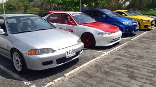 Action Clutch Meet in UAE video2