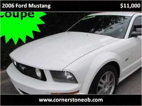 2006 ford mustang used cars olive branch ms - youtube