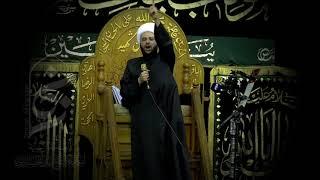الشيخ زمان  الحسناوي | ابيات جديدة لفاطمة العليلة-ع-